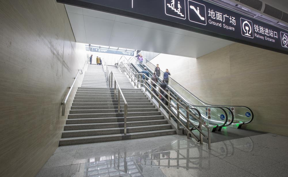 Chongqing West - Railway Station: Photo 13