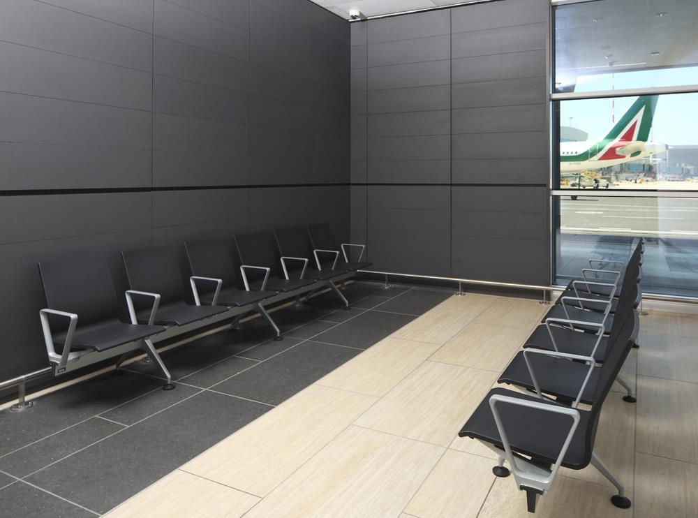 Aeroporto Leonardo da Vinci: Photo 23