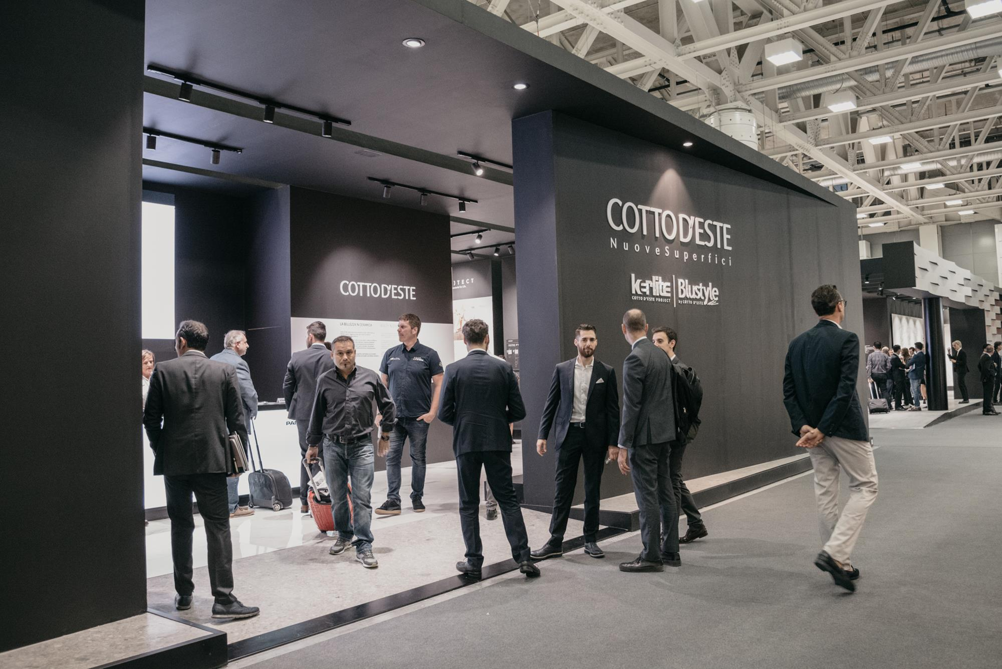 Cersaie 2018, Cotto d'Este takes ceramics to a new level: Photo 29