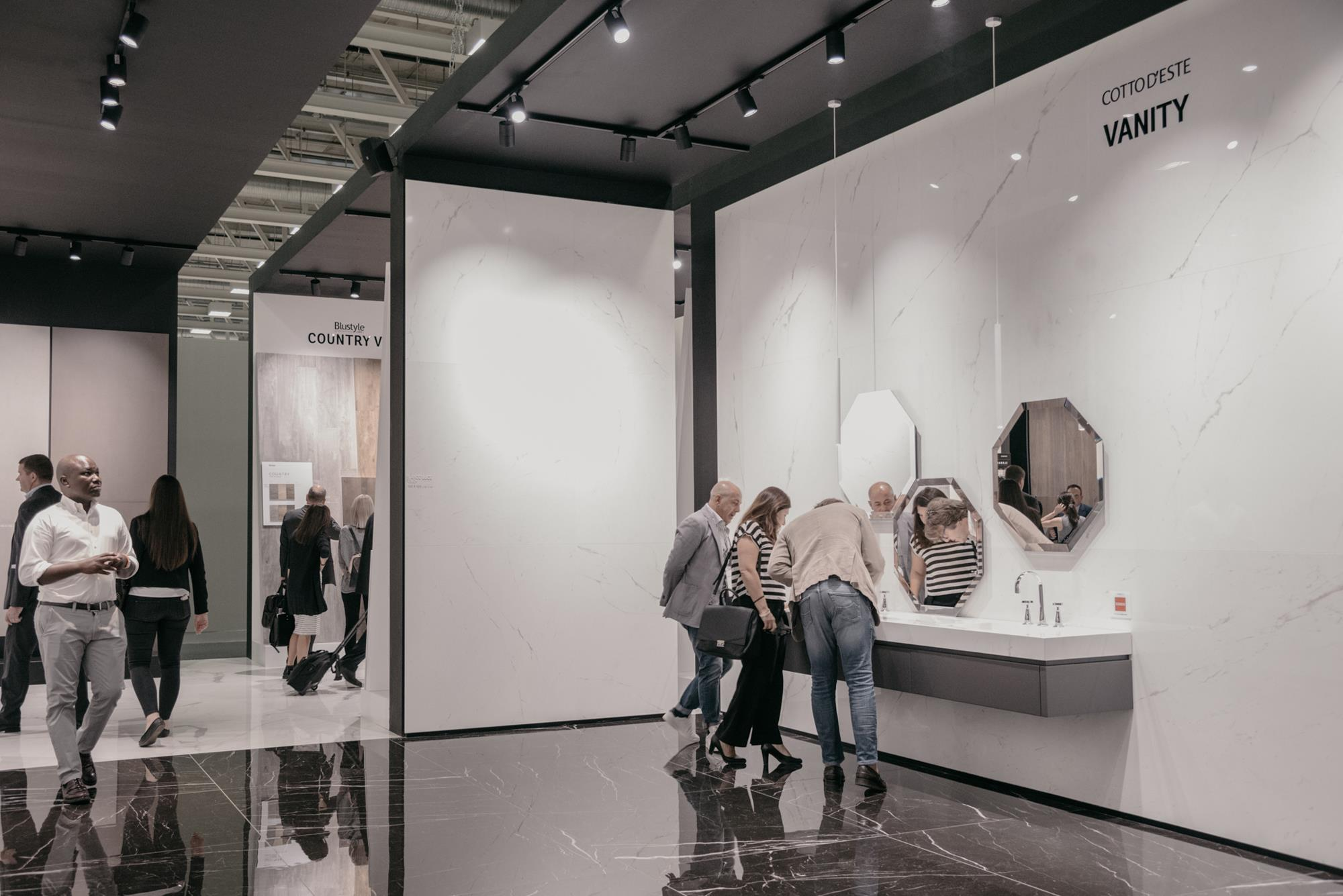 Cersaie 2018, Cotto d'Este takes ceramics to a new level: Photo 35