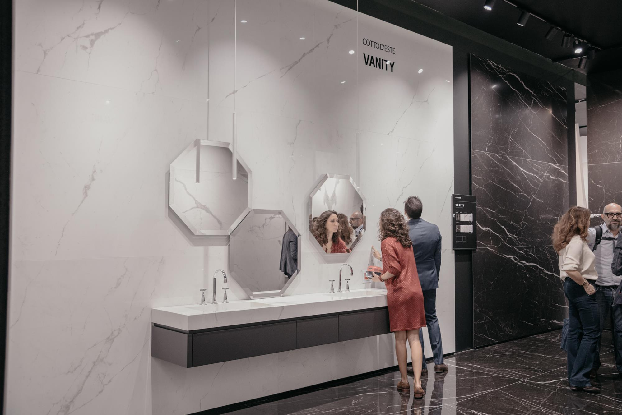 Cersaie 2018, Cotto d'Este takes ceramics to a new level: Photo 37
