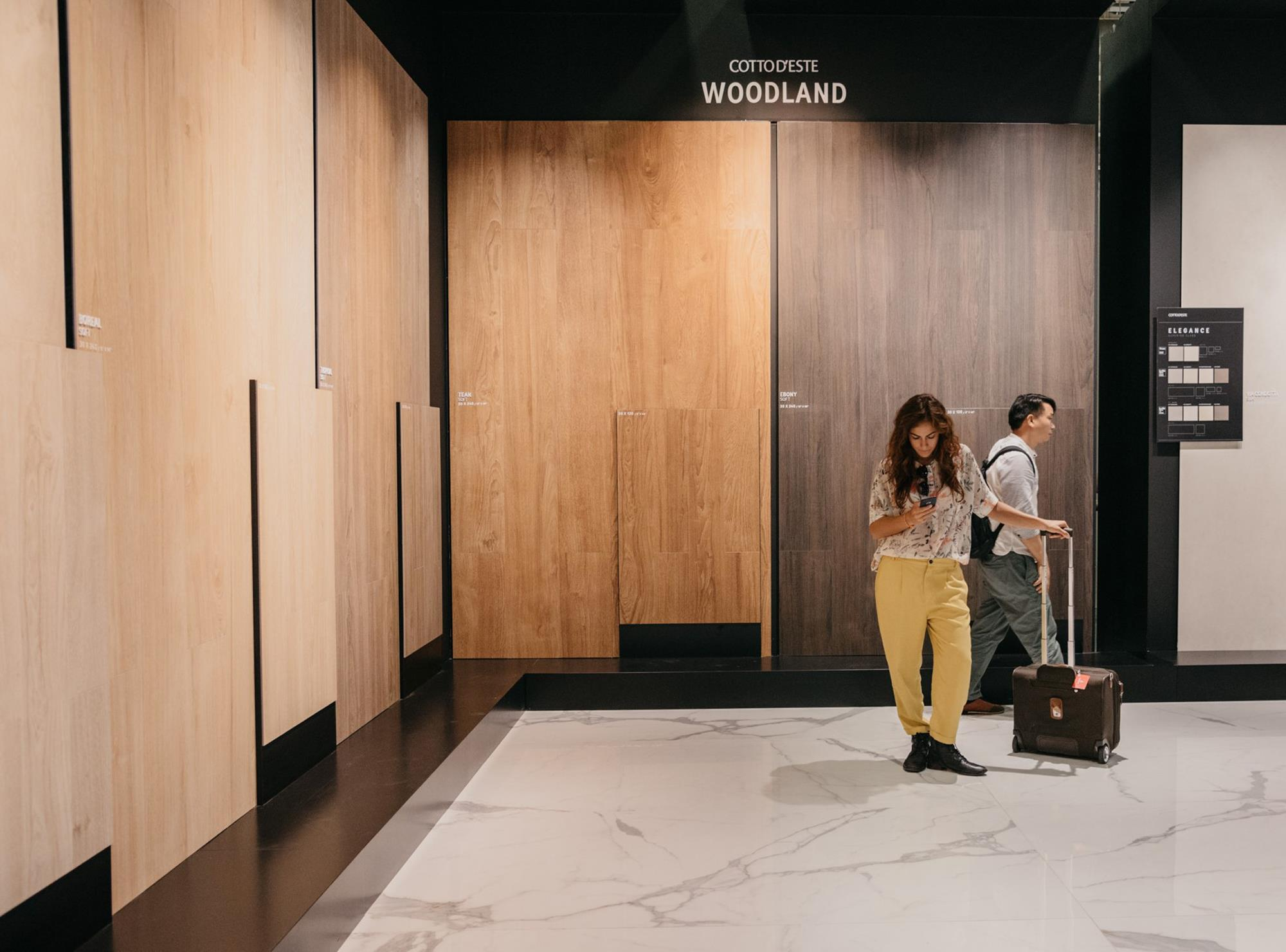 Cersaie 2018, Cotto d'Este takes ceramics to a new level: Photo 41