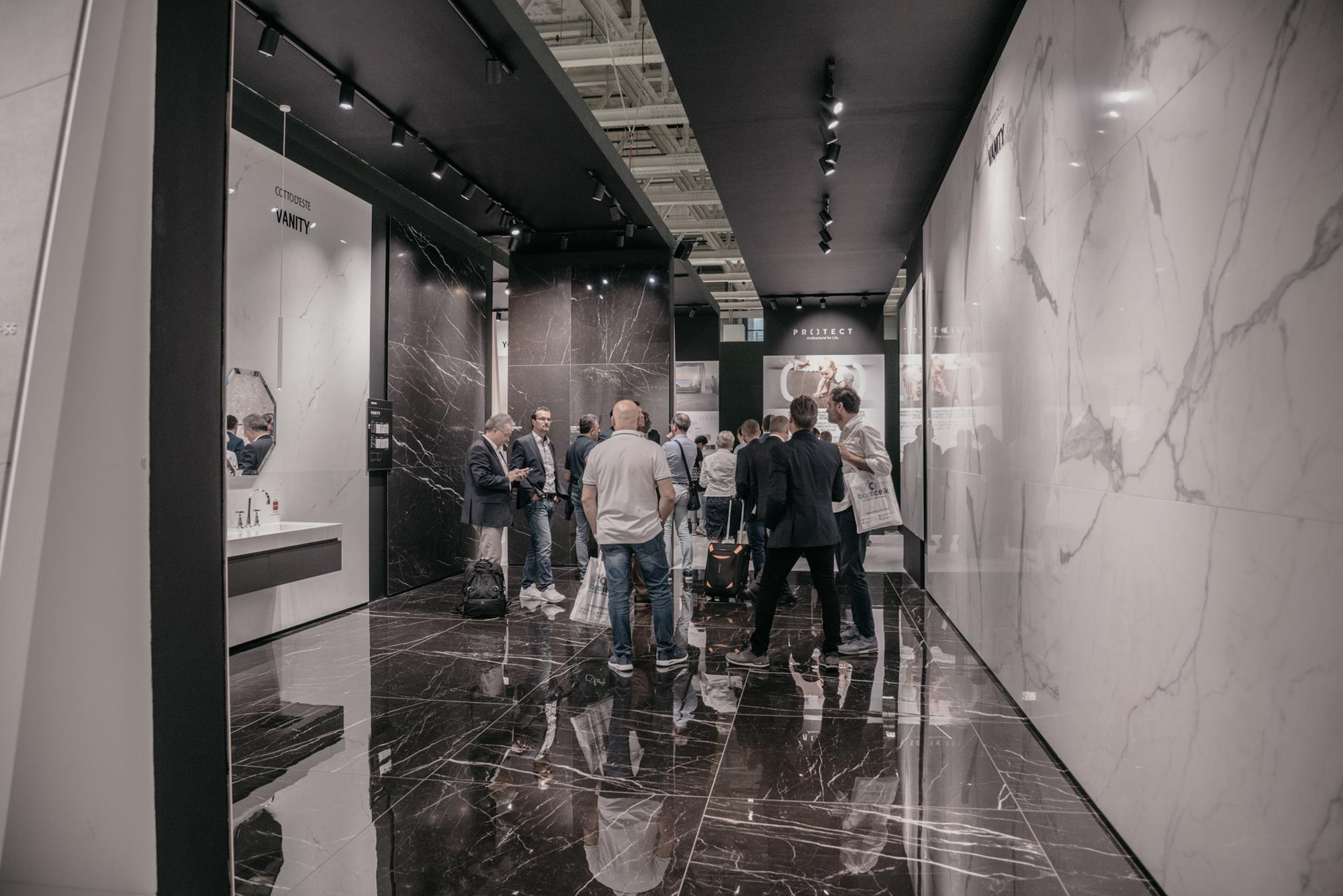 Cersaie 2018, Cotto d'Este takes ceramics to a new level: Photo 43