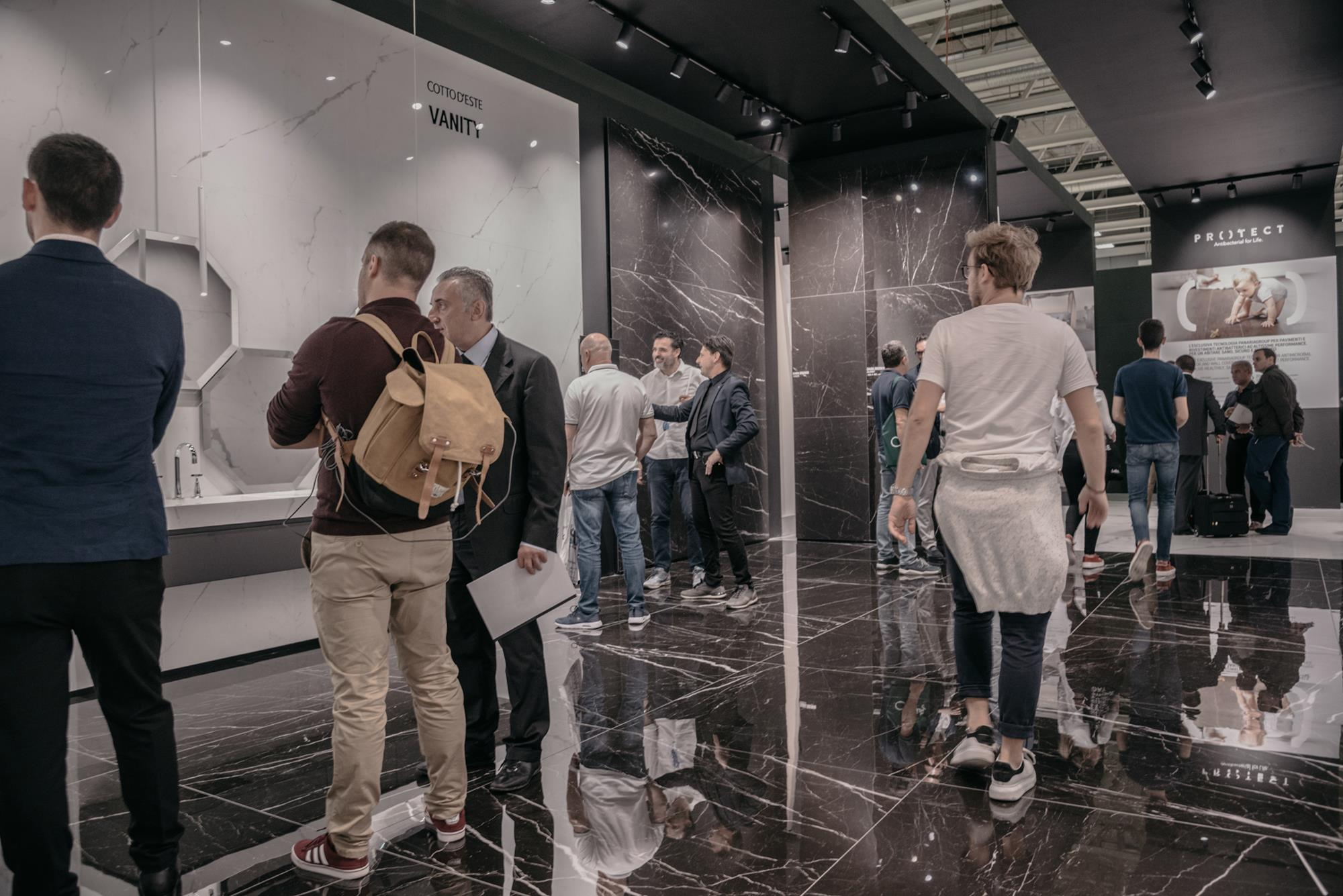 Cersaie 2018, Cotto d'Este takes ceramics to a new level: Photo 45