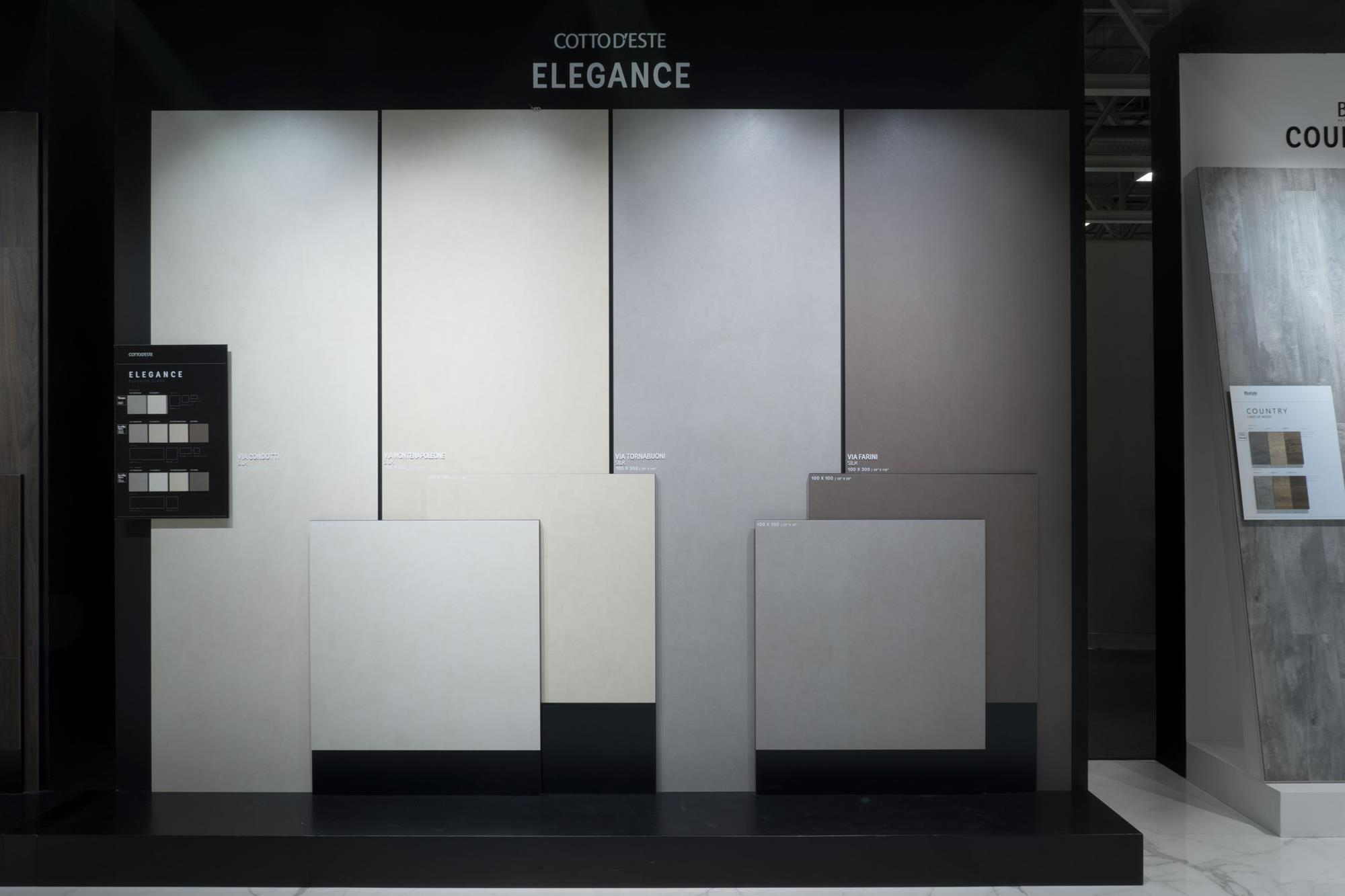 Cersaie 2018, Cotto d'Este takes ceramics to a new level: Photo 25