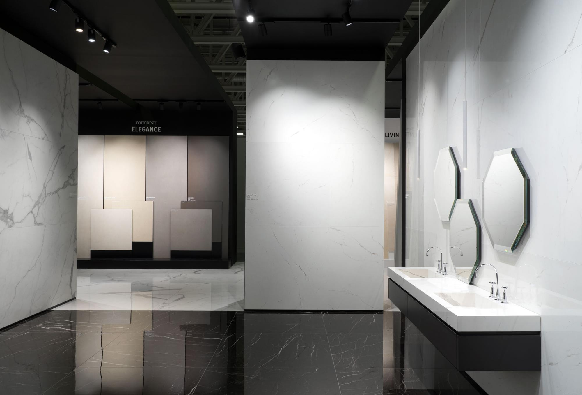 Cersaie 2018, Cotto d'Este takes ceramics to a new level: Photo 13