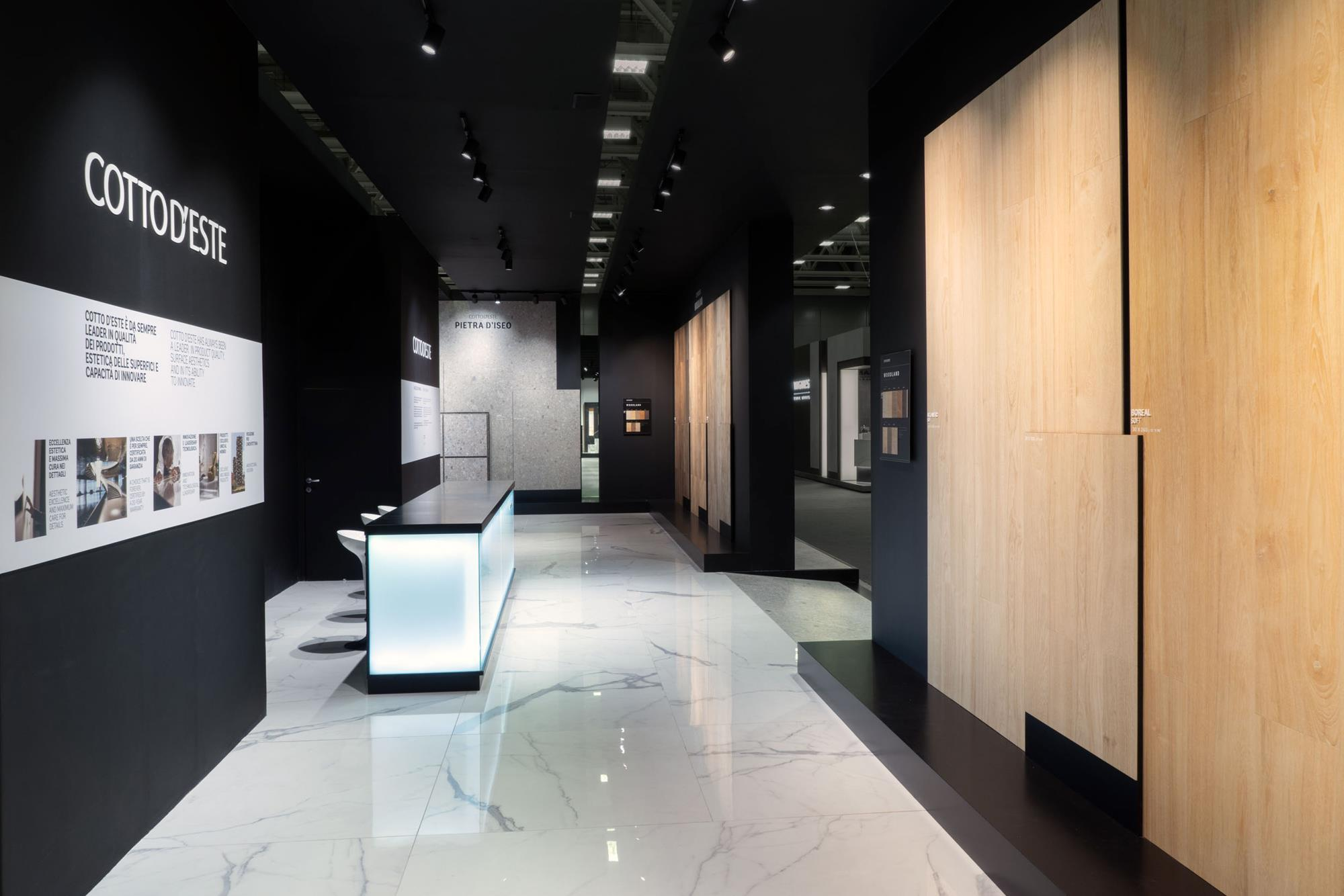Cersaie 2018, Cotto d'Este takes ceramics to a new level: Photo 3