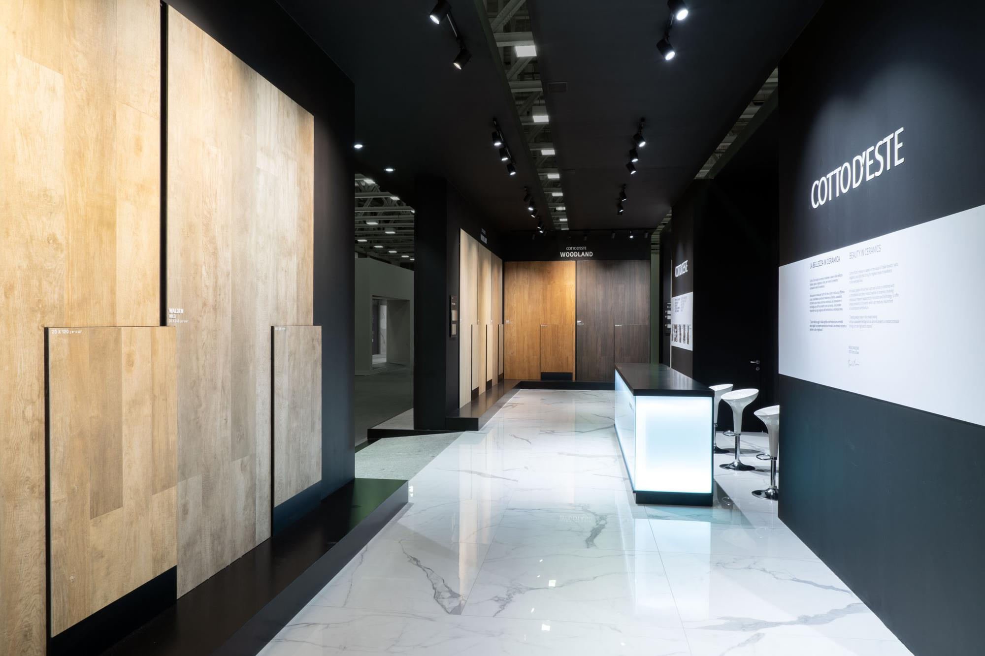 Cersaie 2018, Cotto d'Este takes ceramics to a new level: Photo 5