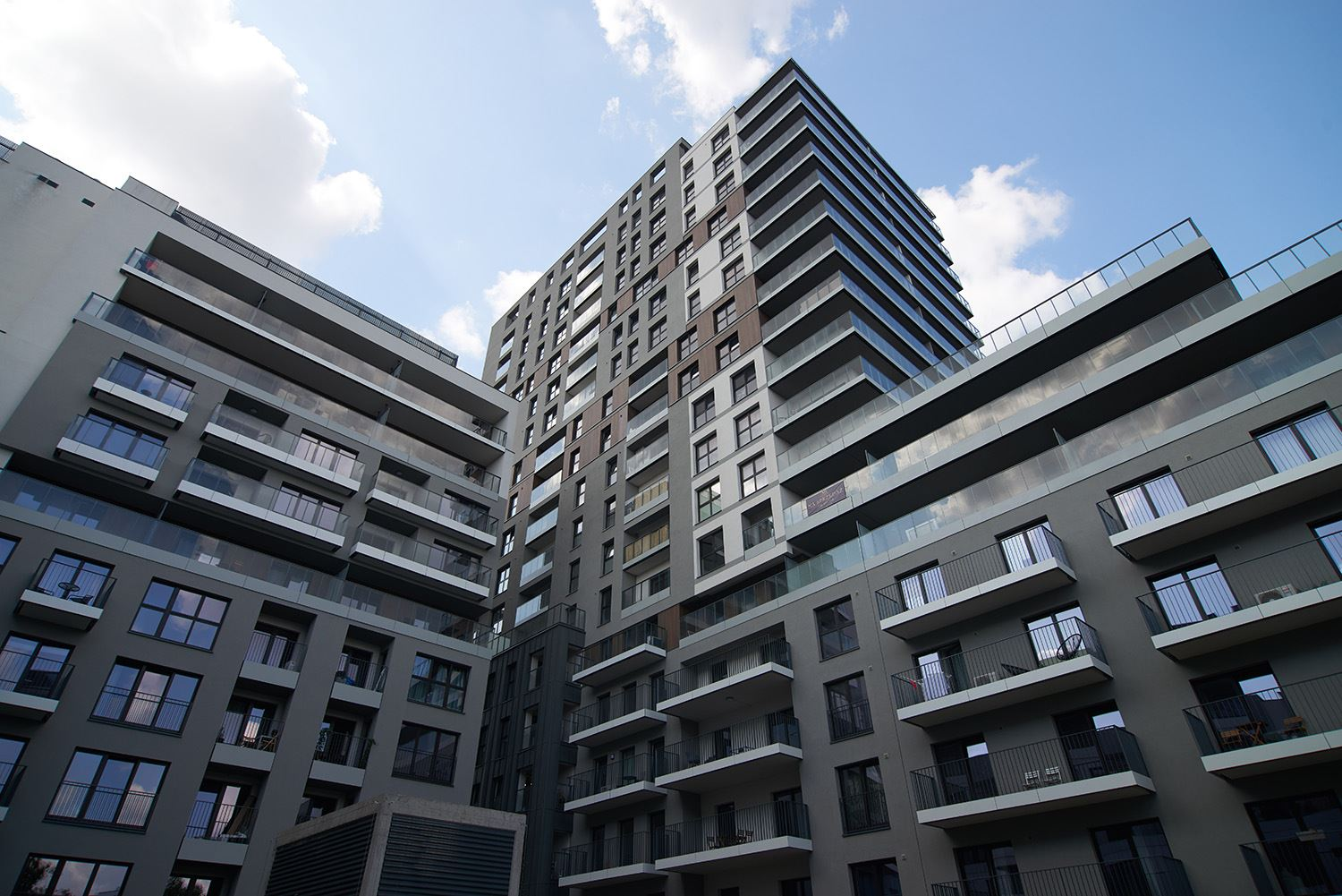 Residential Buildings Wroclaw: Photo 12